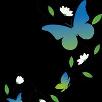 Relever les courriers dans les boîtes aux lettre papillons.